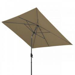 Slunečník Basic Lift NEO 250 x 200 cm Doppler - vše pro venkovní posezení na zahradě a na terase