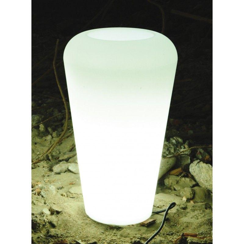 Svítící váza venkovní Mymou Moonlight - vše pro venkovní posezení na zahradě a na terase
