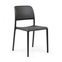 Venkovní židle Nardi Bora antracitová