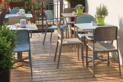 Venkovní židle Nardi Bora celeste - vše pro venkovní posezení na zahradě a na terase
