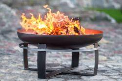 Viking 80 cm - ohniště přenosné Cookking - vše pro venkovní posezení na zahradě a na terase
