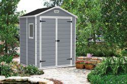 Zahradní domek MANOR 6x5DD Keter - vše pro venkovní posezení na zahradě a na terase
