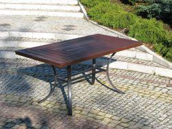 Zahradní stůl WELLINGTON Rojaplast - vše pro venkovní posezení na zahradě a na terase