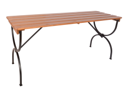 Zahradní sedací souprava dřevěná Bravo 160 cm Rojaplast - vše pro venkovní posezení na zahradě a na terase