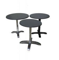 stolová TOPALIT deska BLACK - vše pro venkovní posezení na zahradě a na terase