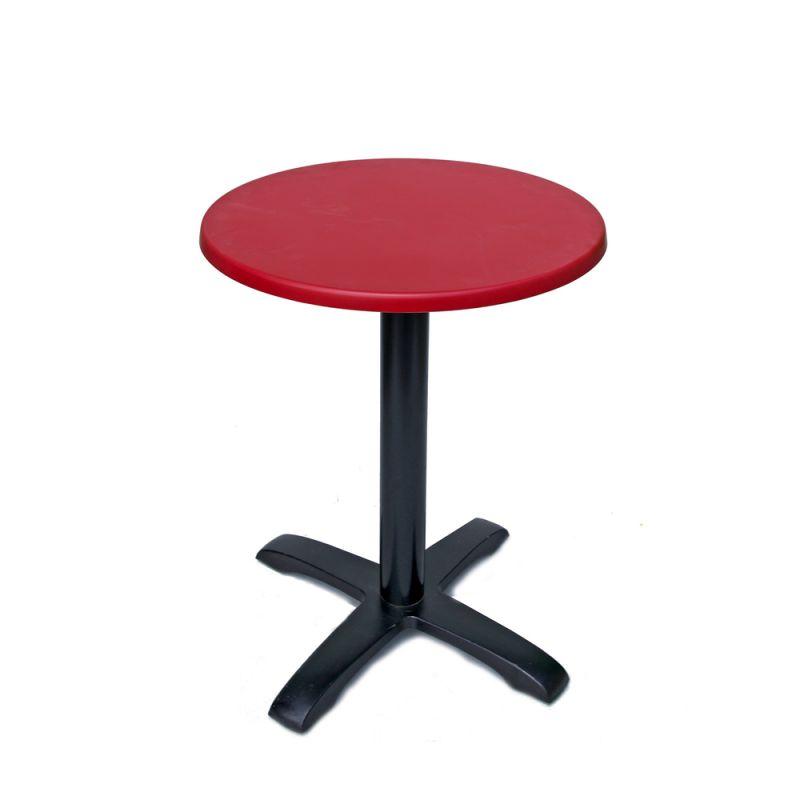stolová TOPALIT deska RED - vše pro venkovní posezení na zahradě a na terase