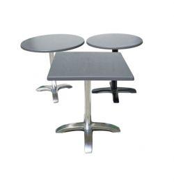stolová TOPALIT deska TEAK - vše pro venkovní posezení na zahradě a na terase