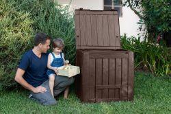 DECO kompostér 340L Keter - vše pro venkovní posezení na zahradě a na terase
