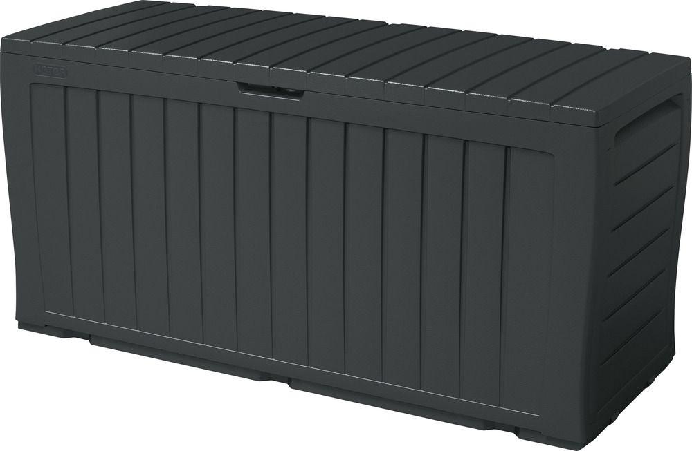 MARVEL úložný box - 270L Keter - vše pro venkovní posezení na zahradě a na terase