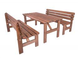 MIRIAM stůl - 150 cm Rojaplast - vše pro venkovní posezení na zahradě a na terase