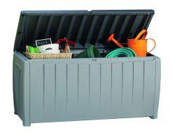 NOVEL box - 340L Keter - vše pro venkovní posezení na zahradě a na terase