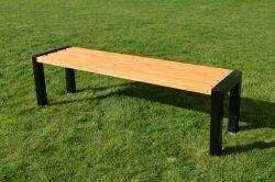 OPOLÁNKY lavička Rojaplast - vše pro venkovní posezení na zahradě a na terase
