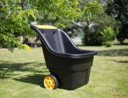 vozík SUPER PRO - 150L Keter - vše pro venkovní posezení na zahradě a na terase