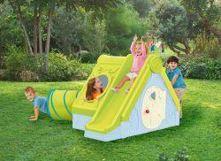 FUNTIVITY PLAY HOUSE - Zelený Keter - vše pro venkovní posezení na zahradě a na terase