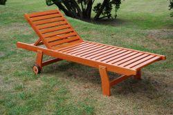 LUISA lehátko - FSC Rojaplast - vše pro venkovní posezení na zahradě a na terase