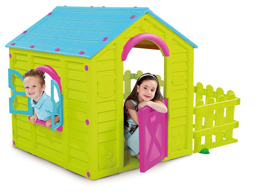 MY GARDEN HOUSE - zelený Keter - vše pro venkovní posezení na zahradě a na terase
