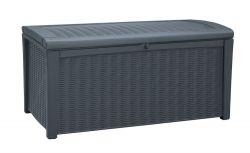 BORNEO úložný box - 416L Keter - vše pro venkovní posezení na zahradě a na terase