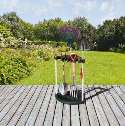 držák nářadí CORNER TOOL RACK Keter - vše pro venkovní posezení na zahradě a na terase