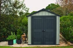 OAKLAND 757 domek zahradní Keter - vše pro venkovní posezení na zahradě a na terase