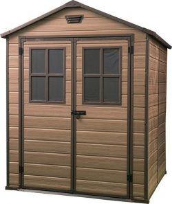 SCALA domek 6x8 Keter - vše pro venkovní posezení na zahradě a na terase
