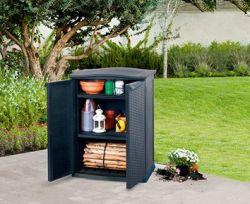 skříňka RATTAN STYLE BASE SHED Keter - vše pro venkovní posezení na zahradě a na terase