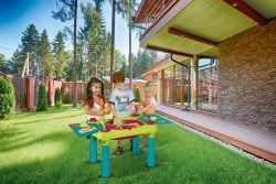 CREATIVE FUN TABLE Keter - vše pro venkovní posezení na zahradě a na terase