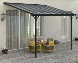 BRUCE F pergola Rojaplast - vše pro venkovní posezení na zahradě a na terase