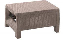 CORFU stůl - cappucino